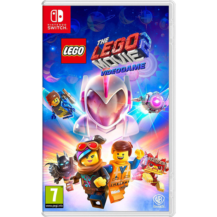 Nintendo Switch LEGO Movie 2 Video Game (US)