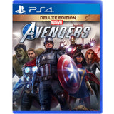 PS4 Marvel's Avengers: Earth's Mightiest Ed.
