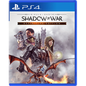 PS4 Middle Earth: Shadow of War Definitive Edition