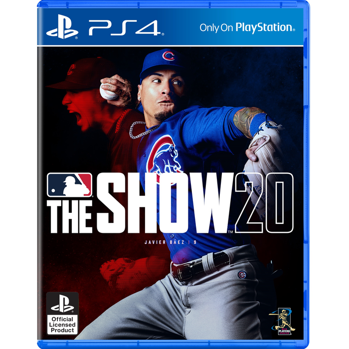 PS4 MLB 20 The Show (R3)