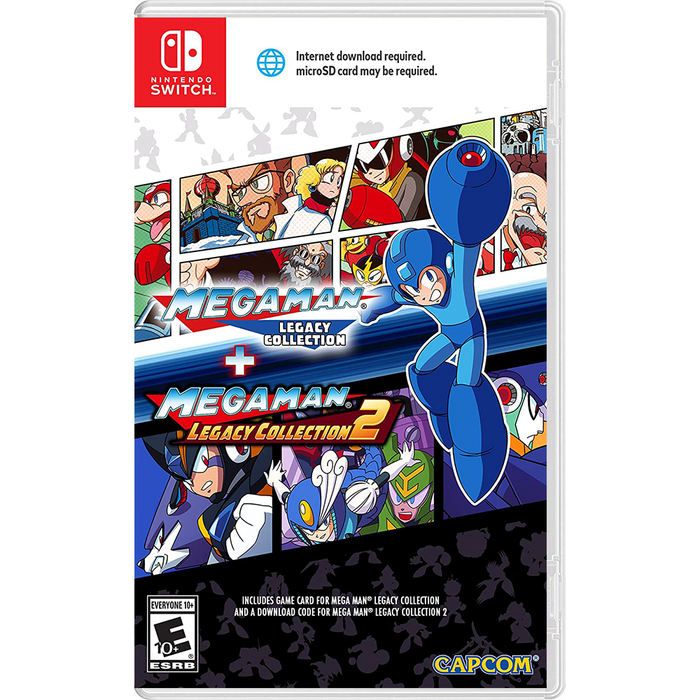 Nintendo Switch Mega Man® Legacy Collection