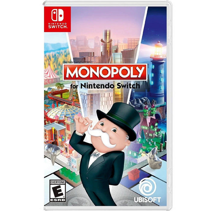 Nintendo Switch Monopoly (US)