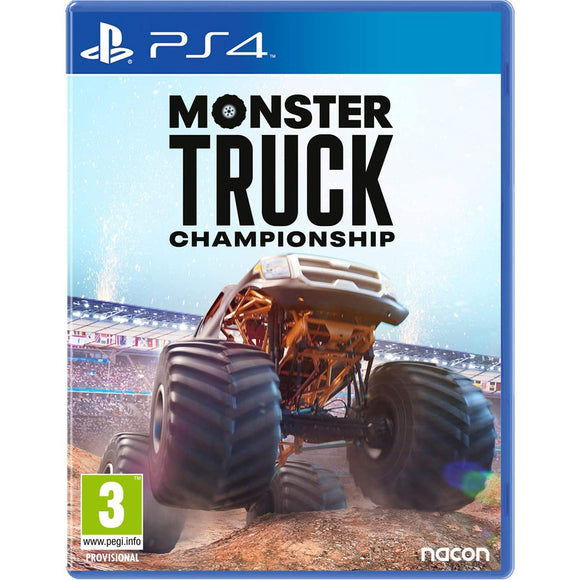 PS4 Monster Truck Championship (R2)