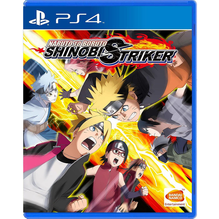 PS4 Naruto to Boruto Shinobi Striker (R3)