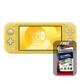 Nintendo Switch Lite (Yellow)