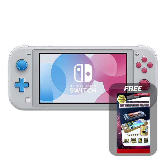 Nintendo Switch Lite (Zacian & Zamazenta Edition)