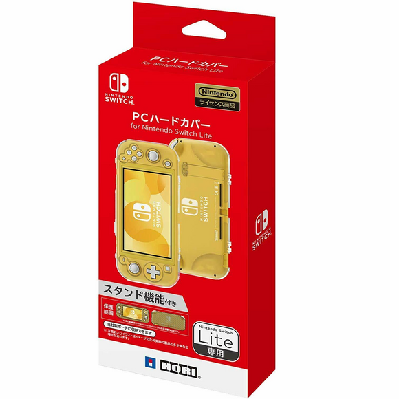 HORI PC Hard Cover for Nintendo Switch Lite (NS2-023)