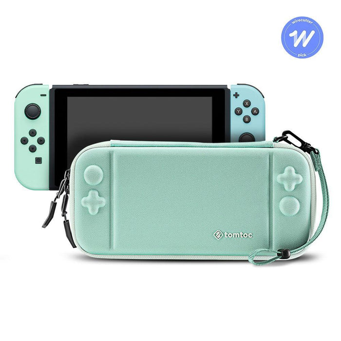 Tomtoc Slim Protective Case for Nintendo Switch (Mint Green) - [A05-001B]