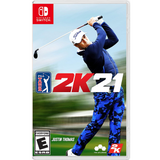 Nintendo Switch PGA 2K21 (US)