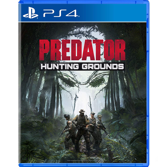 PS4 Predator: Hunting Grounds (R3)