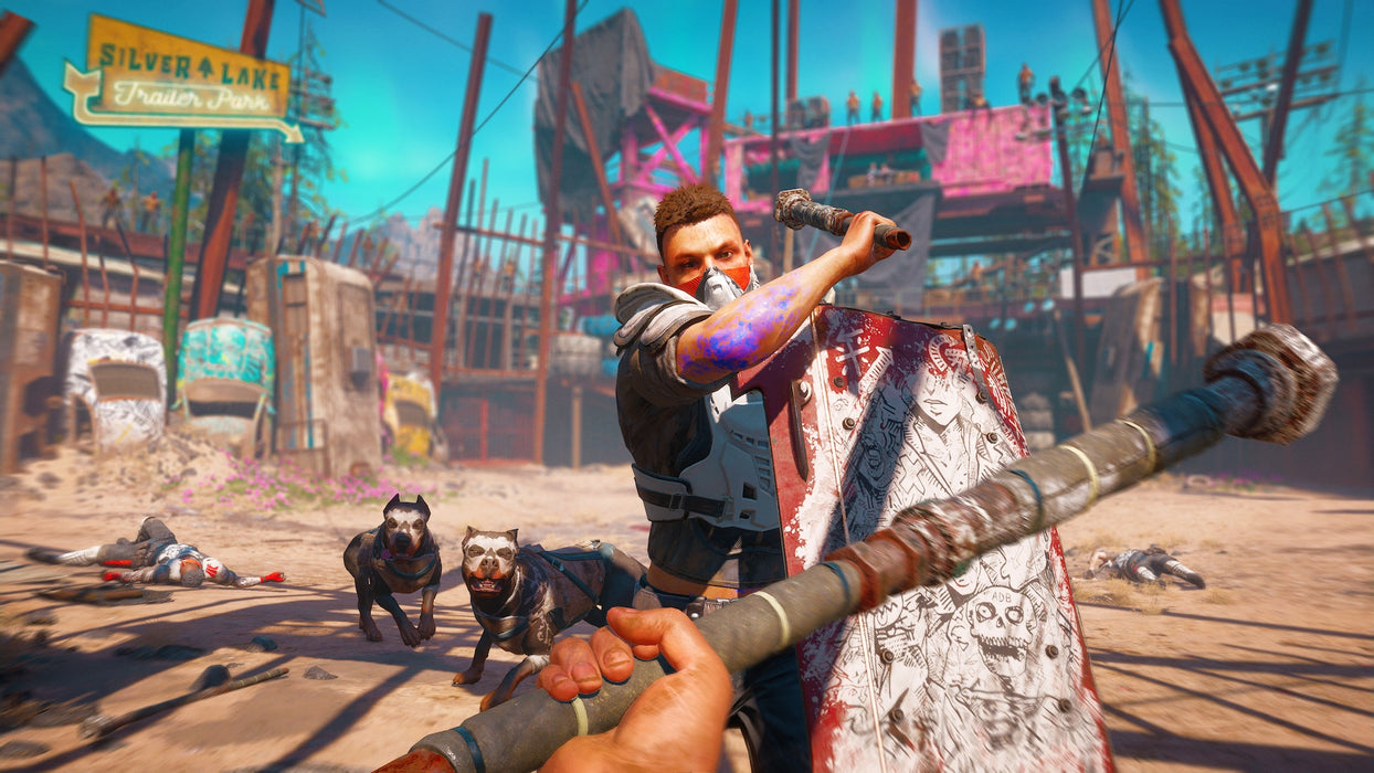 PS4 Far Cry New Dawn (R3)