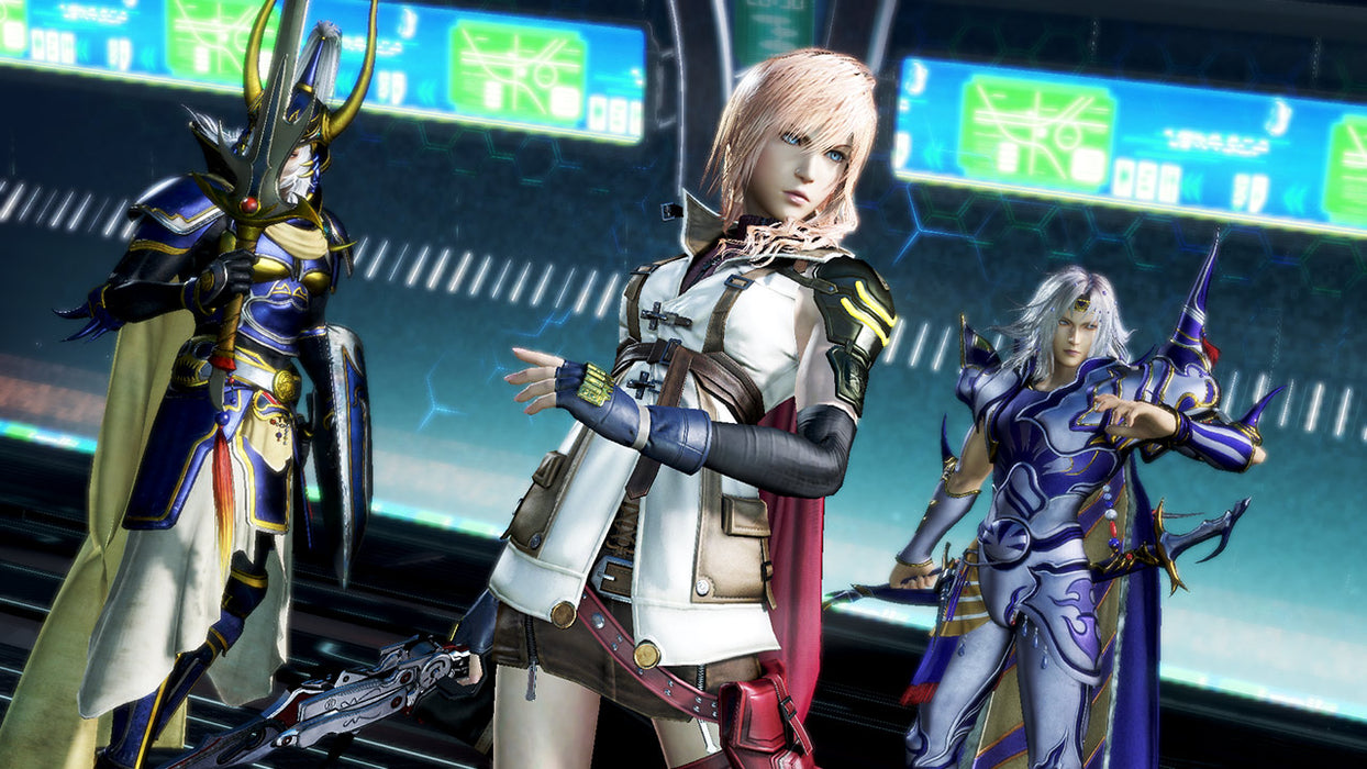 PS4 Dissidia Final Fantasy (R3)