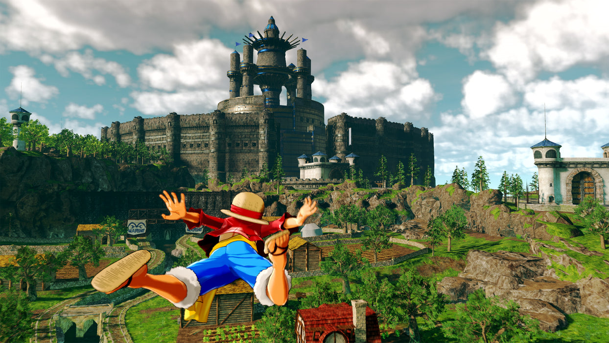 PS4 One Piece World Seeker (R3)