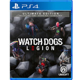 PS4 Watch Dogs Legion Ultimate Edition (R3) [PRE-ORDER]