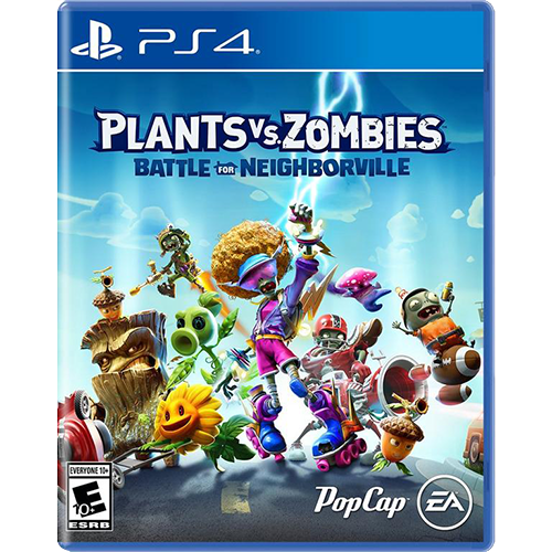 PS4 PLANTS VS. ZOMBIES: BATTLE FOR NEIGHBORVILLE (R3)