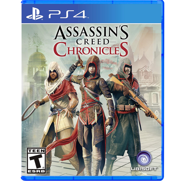 PS4 Assassin's Creed Chronicles (R1)