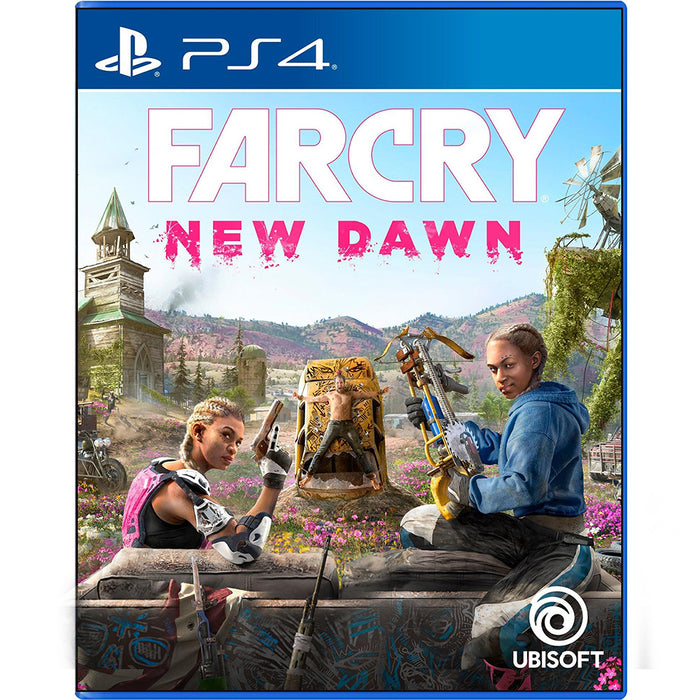 PS4 Farcry New Dawn (R3)