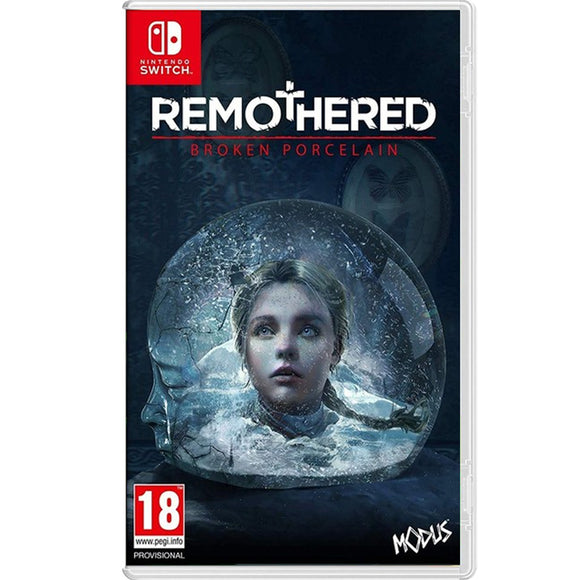 Nintendo Switch Remothered Broken Porcelain (EU)