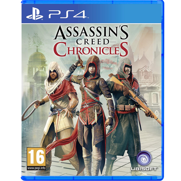 PS4 Assassin's Creed Chronicles (R2)