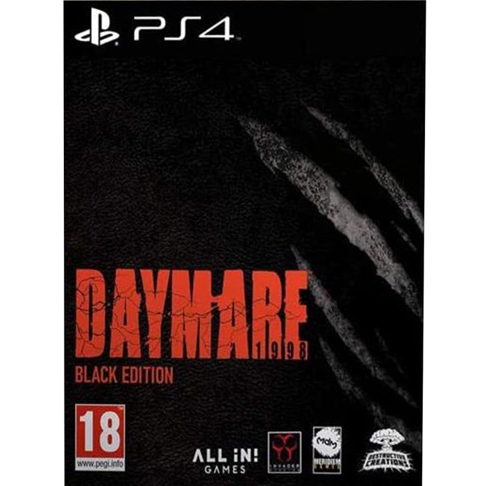 PS4 Daymare 1998 Black Edition (R2)