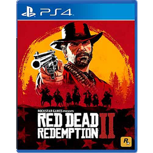 PS4 Red Dead Redemption II (R3)