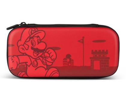 PowerA Stealth Case Kit for Nintendo Switch Lite (Super Mario)