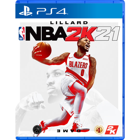 PS4 NBA 2K21 (Standard Edition Pre-Order Downpayment)