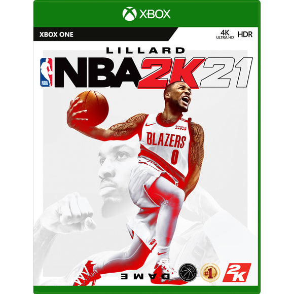 Xbox One NBA 2K21 Standard Edition (R3)