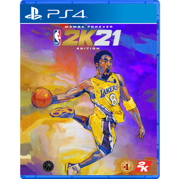 PS4 NBA 2K21 (Mamba Edition Forever Pre-Order Downpayment)