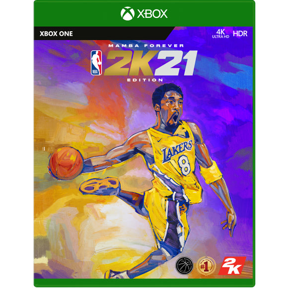 Xbox One NBA 2K21 Mamba Forever Edition (R3)