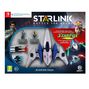 Nintendo Switch Starlink Battle for Atlas Starter Pack