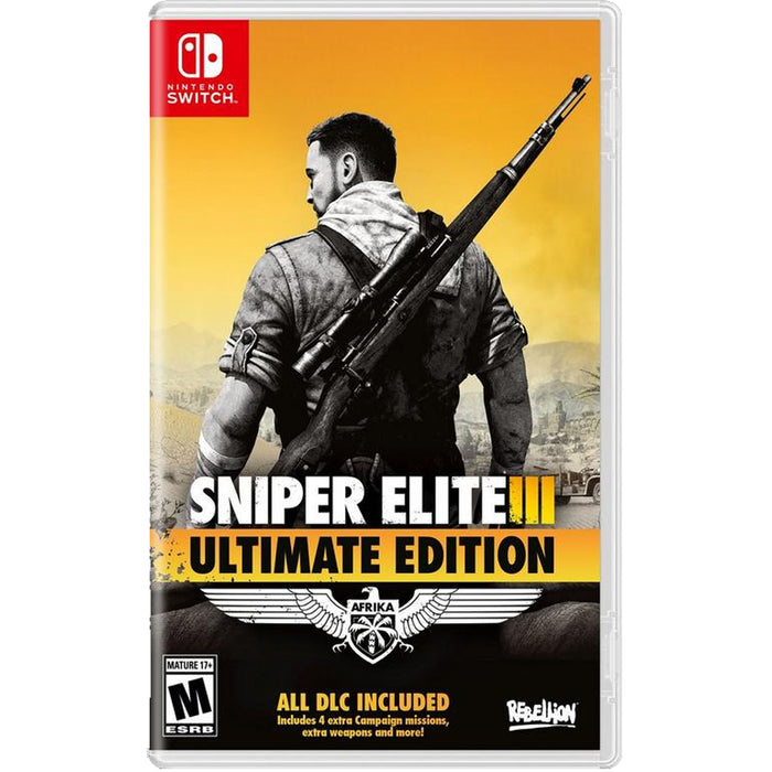 Nintendo Switch Sniper Elite 3 Ultimate Edition (US)