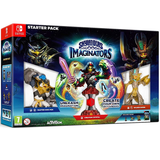 Nintendo Switch SKYLANDERS Imaginators Starter Pack