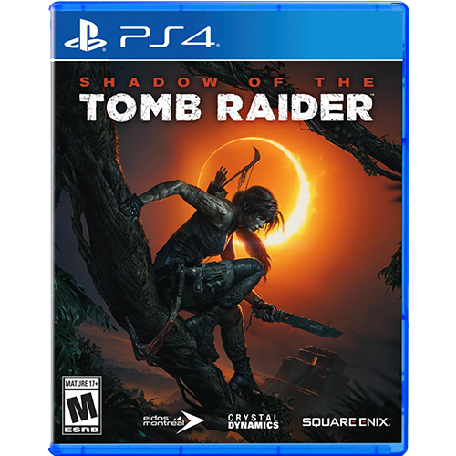 PS4 Shadow of the Tomb Raider Croft Steelbook® Edition