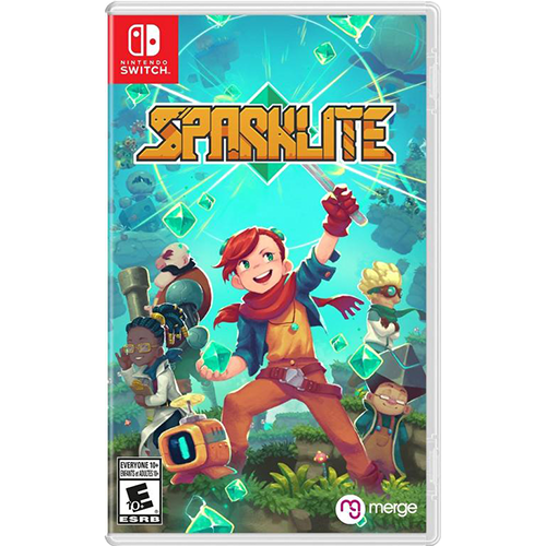 Nintendo Switch Sparklite