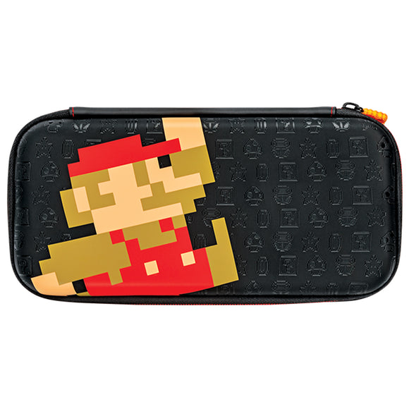 PDP Slim Travel Case Mario Retro Edition for Nintendo Switch (500-101)