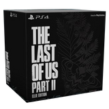 PS4 The Last of Us Part II Ellie Edition (R3)