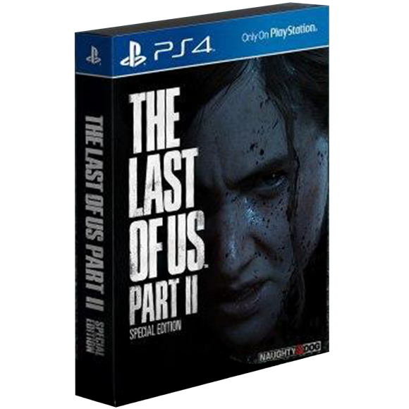 PS4 The Last of Us Part 2 Special Edition (R3)