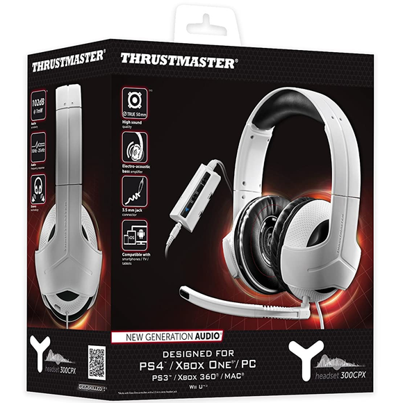 THRUSTMASTER Y300 CPX Gaming Headset