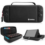 Tomtoc Travel Case for Nintendo Switch - (Black)