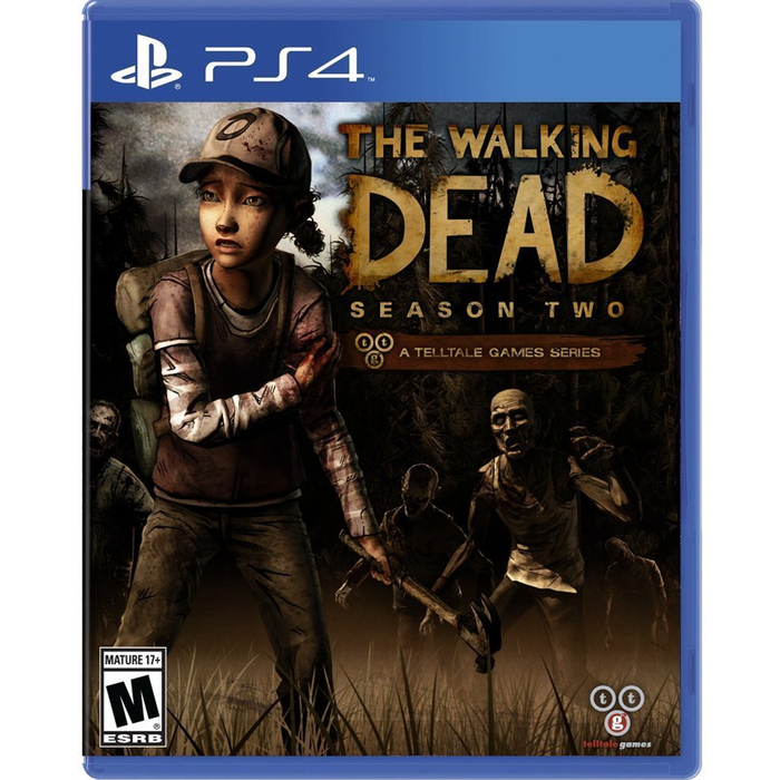 PS4 The Walking Dead Season Two (R1)