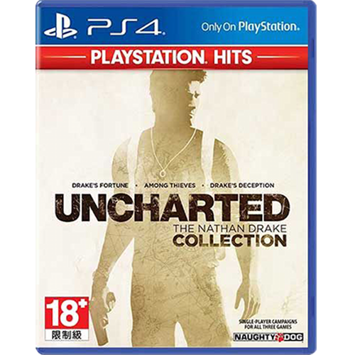 PS4 Hits UNCHARTED The Nathan Drake Collection (R3)