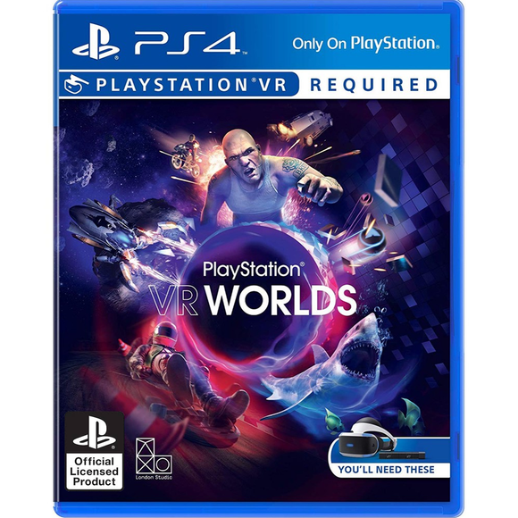 PS4 VR Worlds (R4)