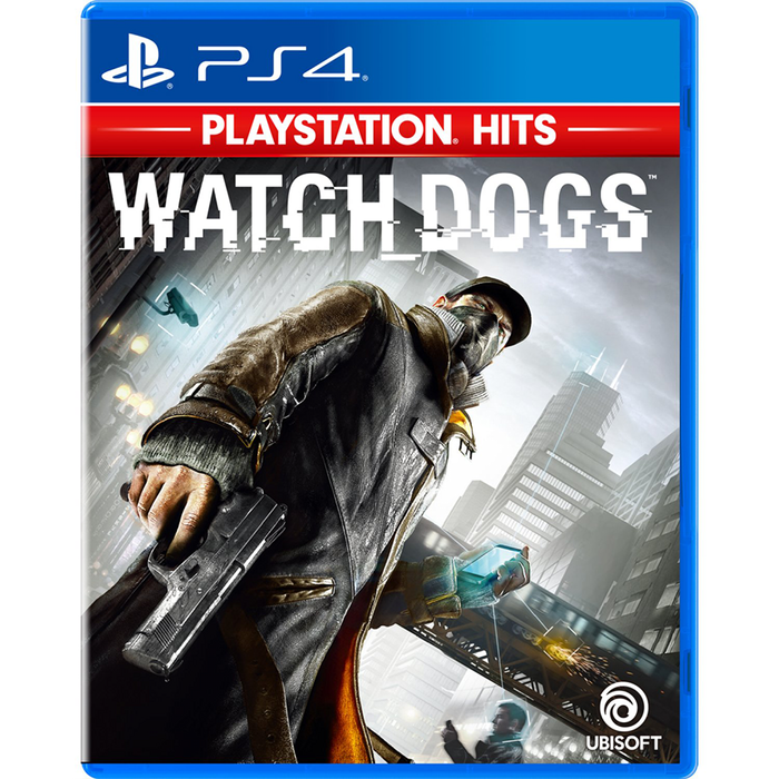 PS4 Hits Watch Dogs (R3)