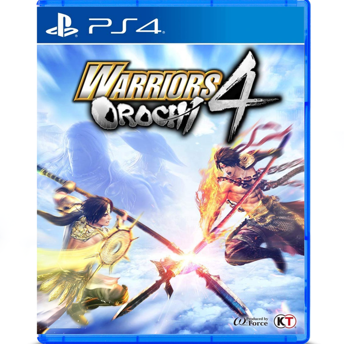 PS4 Warriors Orochi 4 (R3)