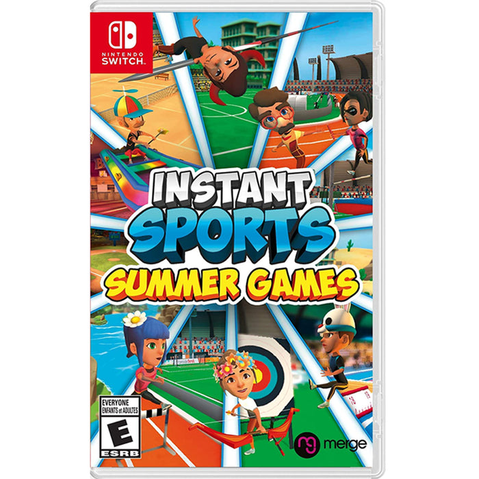 Nintendo Switch Instant Sports Summer Games (US)