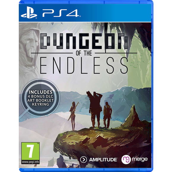 PS4 Dungeon of the Endless (R2)