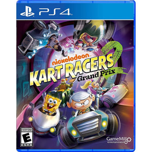 PS4 Nickelodeon Kart Racers 2 Grand Prix (R1)