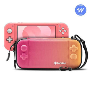 Tomtoc Slim Case for Nintendo Switch Lite  (Summer on the Beach) - [A05-011M02]