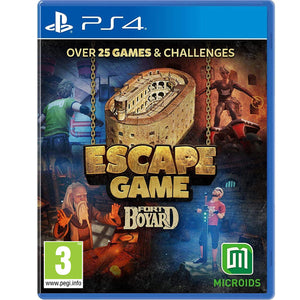 PS4 Escape Game: Fort Boyard